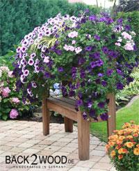 Blumenstellkasten
